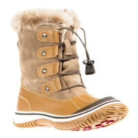 Pajar Girls' Ainsley Winter Boots - White Ice