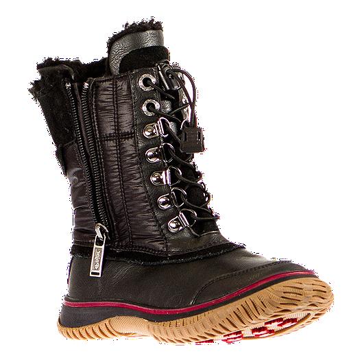 d9279e2b6139 Pajar Kids  Sammy Winter Boots - Black