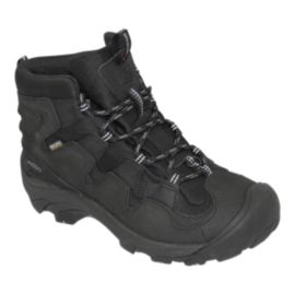 Keen Men's Growler Winter Boots - Black
