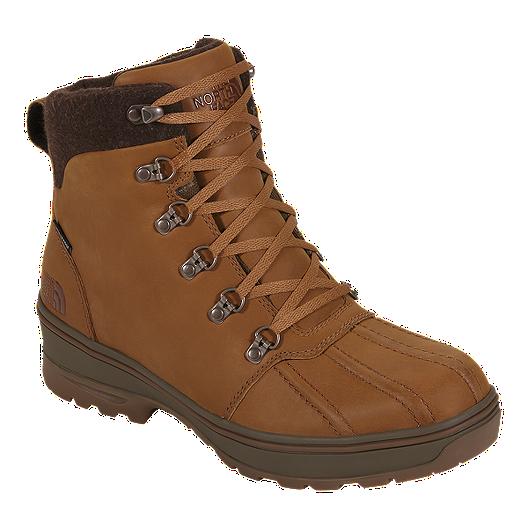 1b393b9b6 The North Face Men's Ballard Duck Boot Winter Boots - Brown | Sport Chek
