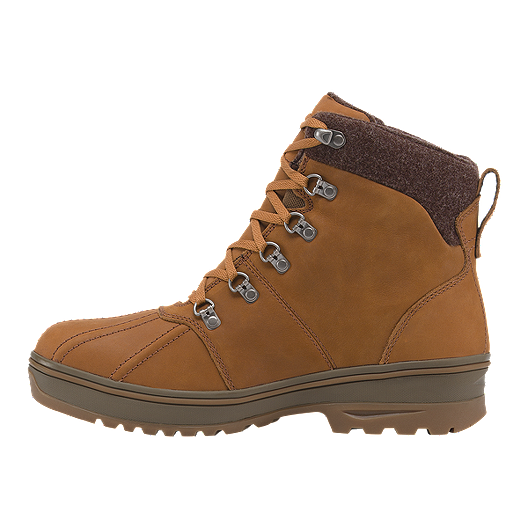 00ca826a257 The North Face Men's Ballard Duck Boot Winter Boots - Brown | Sport Chek