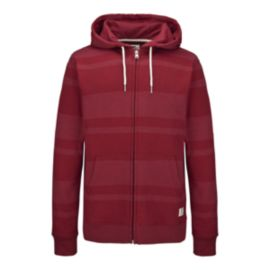 DC Striped Rebel Men's Full-Zip Hoody