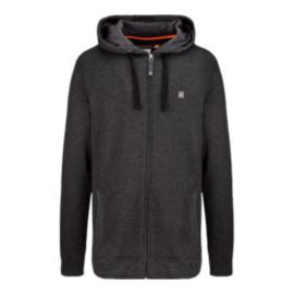 Quiksilver Superbank Men's Full-Zip Fleece Hoody