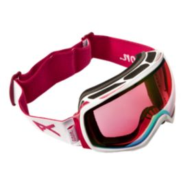 Anon Tempest Women's White/Pink SQ Goggle