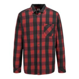 Quiksilver Motherly Men's Long Sleeve Flannel Top