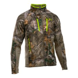 Under Armour Men's ColdGear® Infrared Scent Control Softershell Jacket