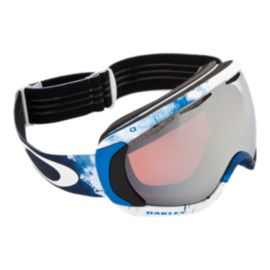 Oakley JP Auclair Men's Canopy Snow Goggles with Prizm Black Lens