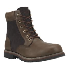 "Timberland Men's Larchmont WP 6"" Boots - Dark Brown"