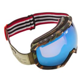 Spy Platoon Happy Fatigue with Blue Spectra Goggle