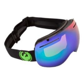 Dragon X1 Jet/Green ION Goggle