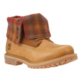 Timberland Women's Authentics Fabric  Boots
