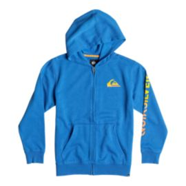 Quiksilver Everyday Blend Kids' Full-Zip Hoody
