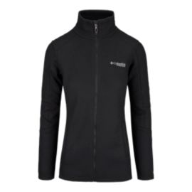 Columbia Northern Pass Waffle Knit Women's Full-Zip Fleece Jacket