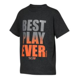 Reebok Crosby Best Play Ever Kids' T Shirt
