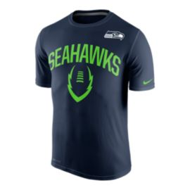Seattle Seahawks Legend Icon Navy Tee