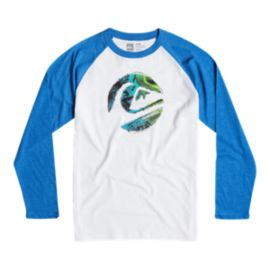 Quiksilver Ripped Circle Kids' Long Sleeve T Shirt