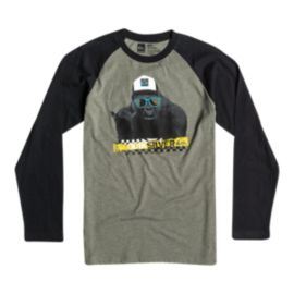 Quiksilver Hangloose Kids' Long Sleeve T Shirt