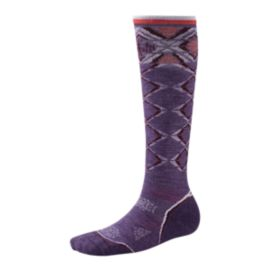 Smartwool PhD Ski Light Women's Pattern Socks