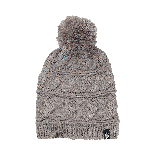 d386adf33918b5 The North Face Triple Cable Pom Women's Beanie | Sport Chek