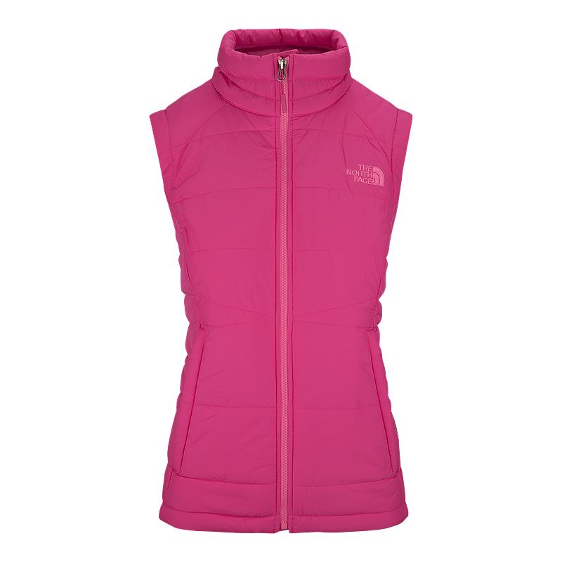 e41cfedfb The North Face Pink Ribbon Roamer Women's Insulated Vest | Sport Chek