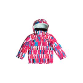 Roxy Toddler Girls' Mini Jetty Insulated Jacket