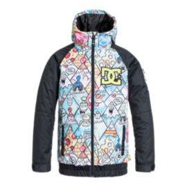 DC Boys' Troop Insulated Jacket