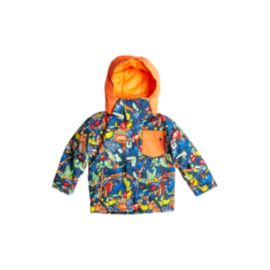 Quiksilver Mission Toddler Kids' Insulated Jacket