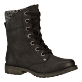 Roxy Women's Geneva Boot Shoes - True Black