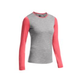 Icebreaker 200 Oasis Women's Long Sleeve Crew Top