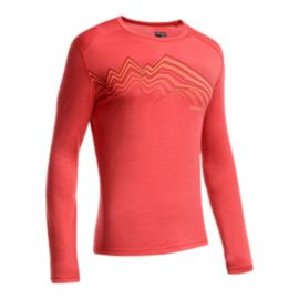 Icebreaker 200 Oasis Men's Long Sleeve Crewe Top