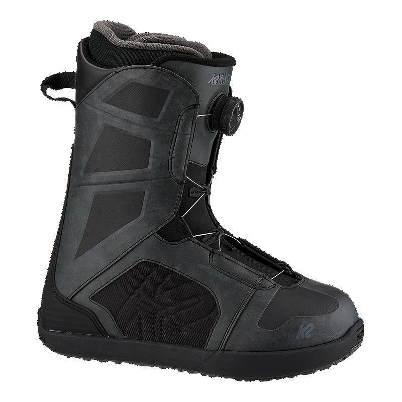 K2 Raider Boa Men S Snowboard Boots 16 17 Sport Chek