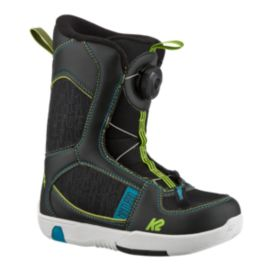K2 Mini Turbo Kids' Snowboard Boots