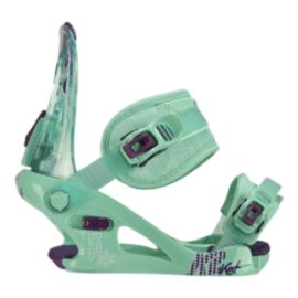 K2 Kat Junior Snowboard Bindings 2015/16