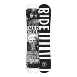 Ride Crook Wide Men's Snowboard 2015/16