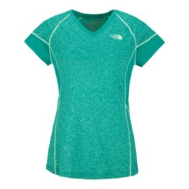The North Face Reactor V-Neck Women's Short Sleeve Tee