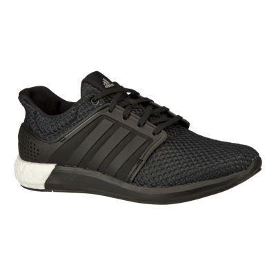 adidas Men's Solar Boost Running Shoes - Black/White
