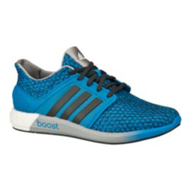 adidas Men's Solar Boost Running Shoes - Blue/Grey/White