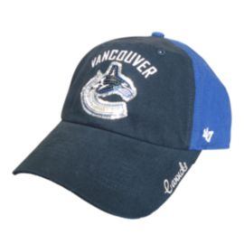 Vancouver Canucks Women's Sparkle Two-Tone Cap