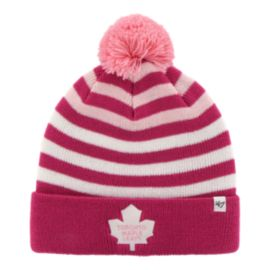 Toronto Maple Leafs Little Kids' Yipes Cuff Knit