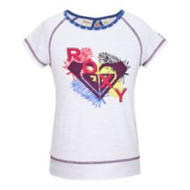 Roxy Active Girls' Windy T Shirt
