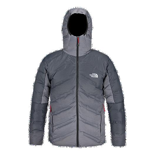7a3fc0ba1 The North Face Fuseform Dot Matrix Men's Hooded Down Jacket | Sport Chek