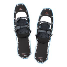 MSR Women's Lightning Trail 25 inch Snowshoes - Light Blue