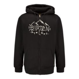 Burton Mountain MFG Men's Full-Zip Hoody