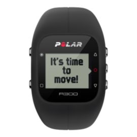 Polar A300 Fitness and Activity Monitor - Black