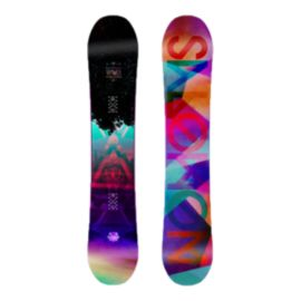 Salomon Wonder Women's Snowboard 15/16