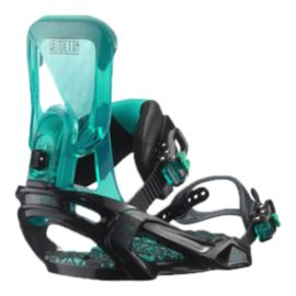 Salomon Vendetta Women's Snowboard Bindings - Blue