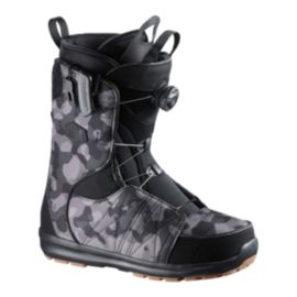 Salomon Launch Boa Women's Snowboard Boots 2015/16 - Black Camo