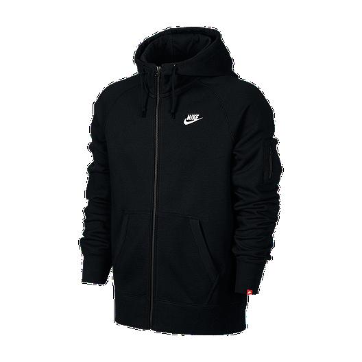 cheap get cheap store Nike Sportswear AW77 Fleece Men's Full Zip Hoodie | Sport Chek