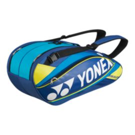 Yonex Pro Series 6 Piece Racquet Bag - Blue