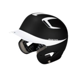 Easton Natural Grip 2 Tone Helmet - Black/White